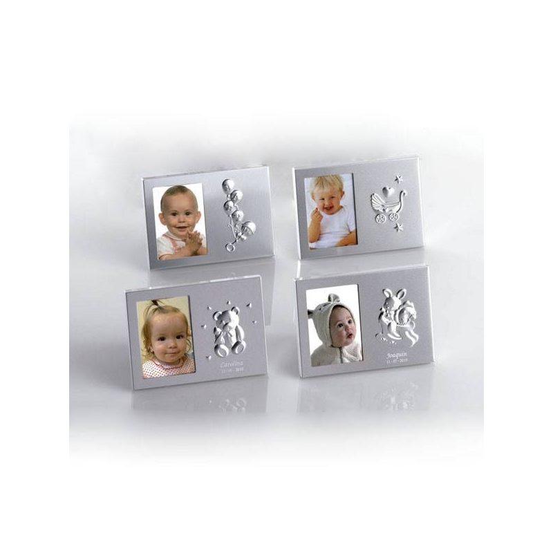 Portafotos Metal Motivos Bebé Inicio1,50 €