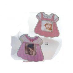 Portafotos Vestido Bebé Niña Inicio1,20 €