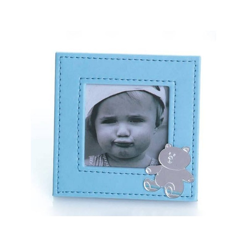 Portafotos Piel Celeste Bebé Inicio2,16 €