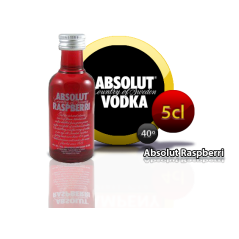 Vodka Absolut Raspberri 5cl