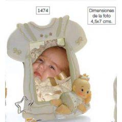 Portafoto Bebé Niña