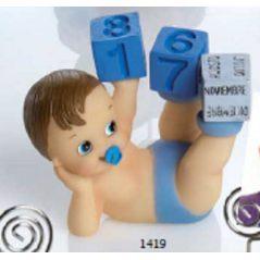 Bebé Celeste Calendario Perpetuo