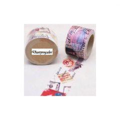 Cinta Adhesiva Washi Tape Vintage