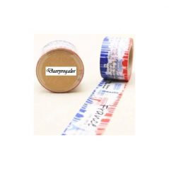 Cinta Adhesiva Washi Tape France Inicio DS-102