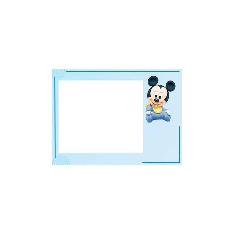 Tarjeta Mickey Baby Niño Inicio0,00 €