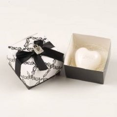 Jabón Perfumado en Caja Negra