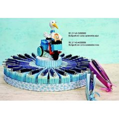 Bolígrafo en Cono Caramelos Azul Inicio1,32 €