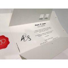 Invitación Carta Correo Aereo Inicio0,53 €