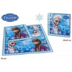 Lote 20 Servilletas Frozen Inicio
