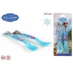 Set de 2 Cubiertos Frozen