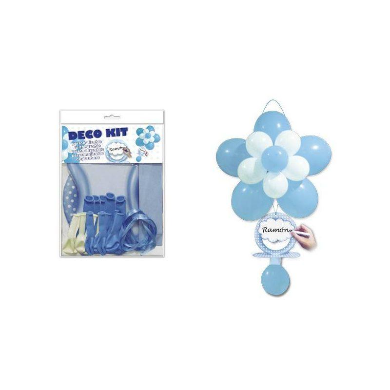 Deko Kit Chupete Azul Inicio