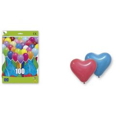 100 Globos Corazón Inicio