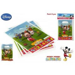 Pack 8 Bolsitas Party Mickey Inicio