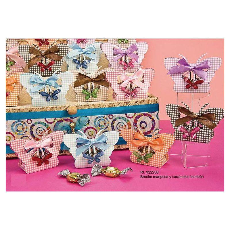 Broche Mariposa y Caramelos Bombon Inicio1,34 €