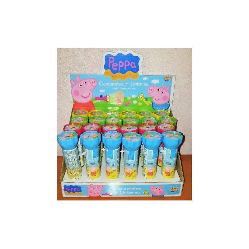 PROYECTOR LINTERNA PEPPA PIG Inicio