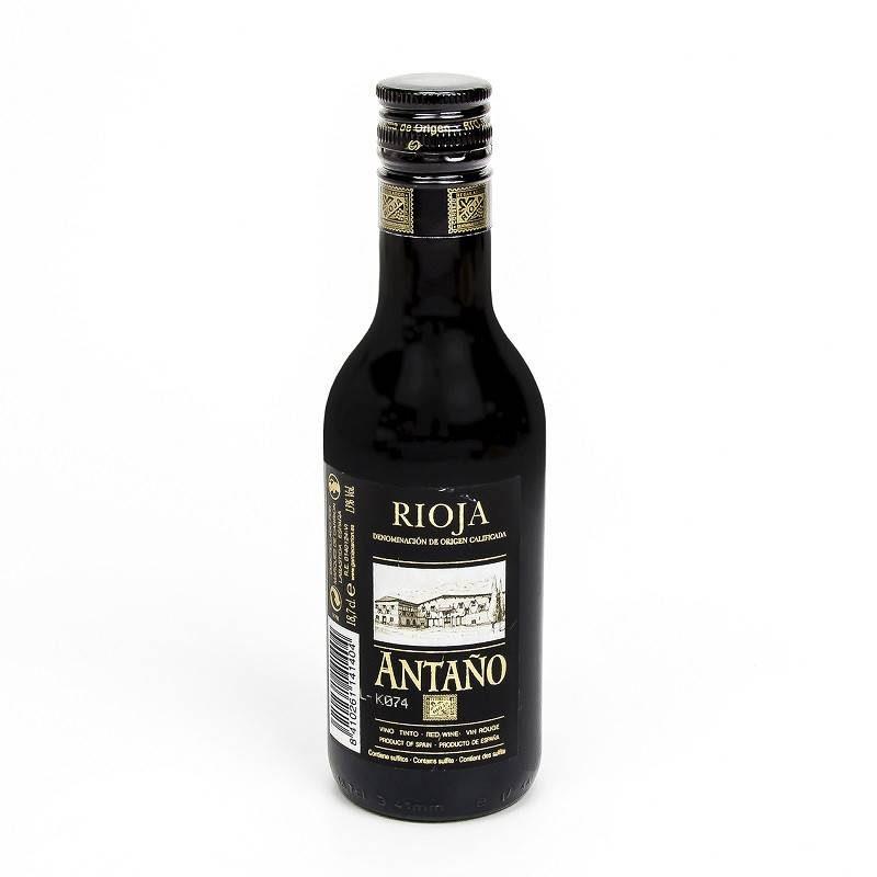 Vino Rioja Antaño Inicio