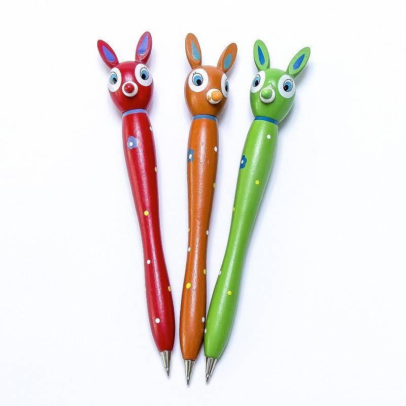 Bolígrafos Ciervos Inicio