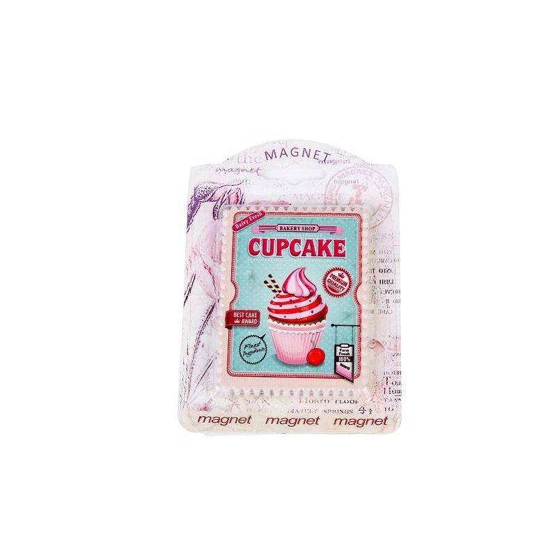 Imán Cupcake Inicio