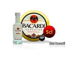 RON BACARDI 5 CL