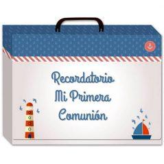 Álbum De Comunión Niño