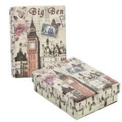 Caja Diseño Vintage