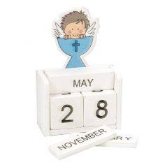 Calendario Madera Niño Comunión