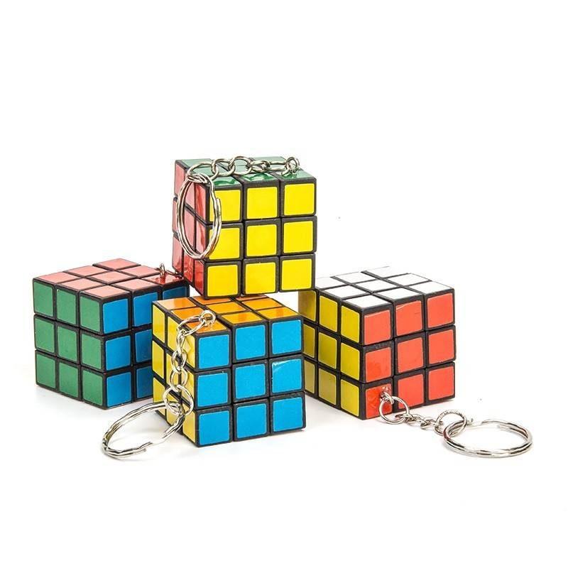 Llavero Cubo Rubi Inicio