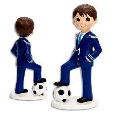 Figura Niño Comunión Fútbol