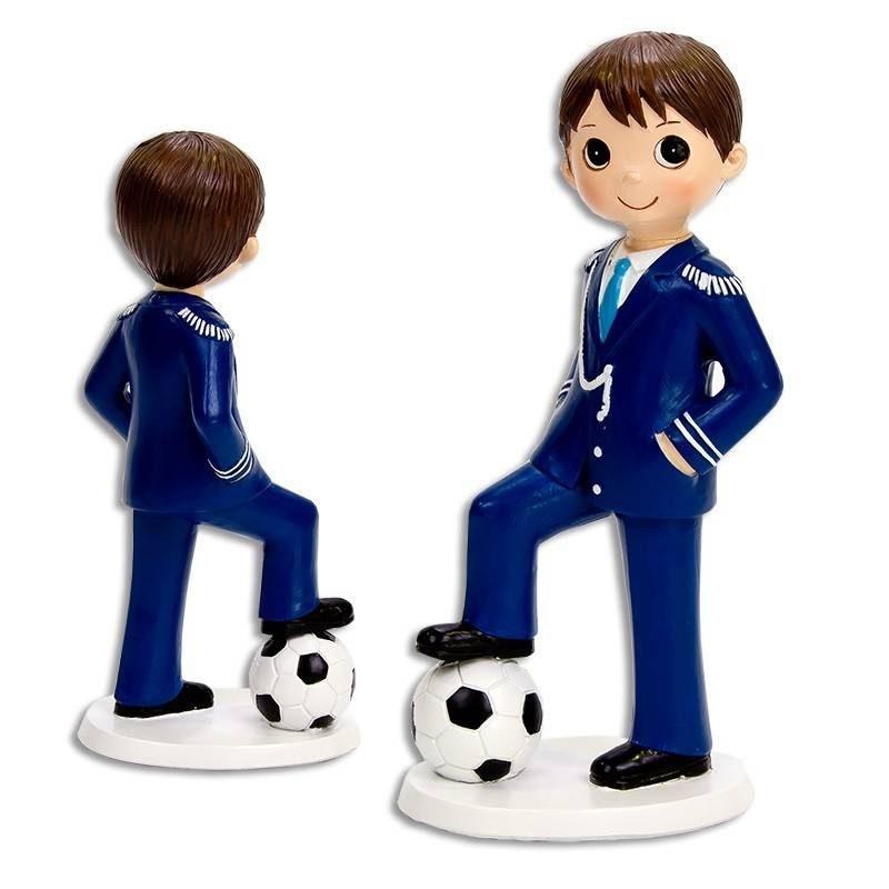 Figura Niño Comunión Fútbol Inicio