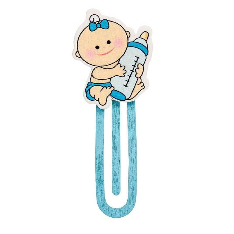 Marcapágina Niño Azul Inicio0,19 €