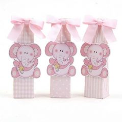Cajas Bebés Elefantes Inicio