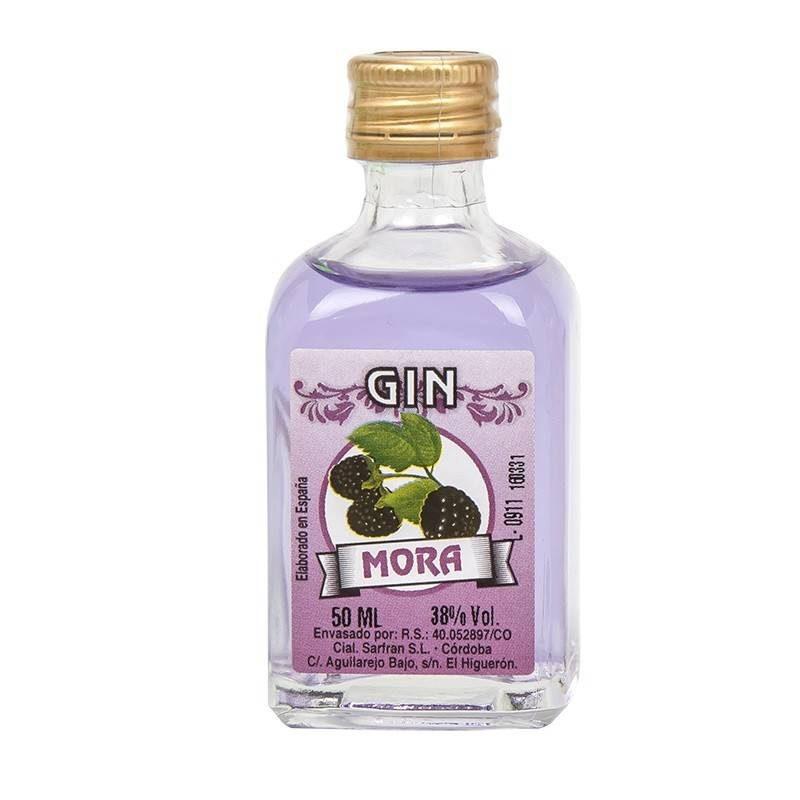 Gin Mora 50 ml Cristal Inicio1,33 €