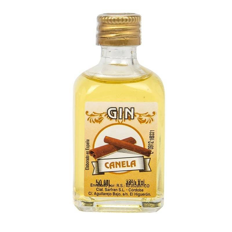 GIN CANELA 50 ML CRISTAL Inicio