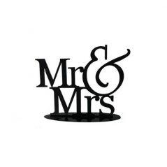 Figura Pastel Metálica MR & MRS Inicio5,64 €