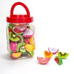 Sacapuntas Frutas