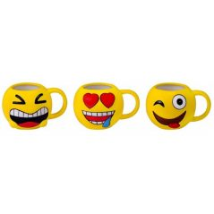 TAZA EMOTICONOS