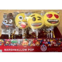 MARSHMALLOW POP EMOJI