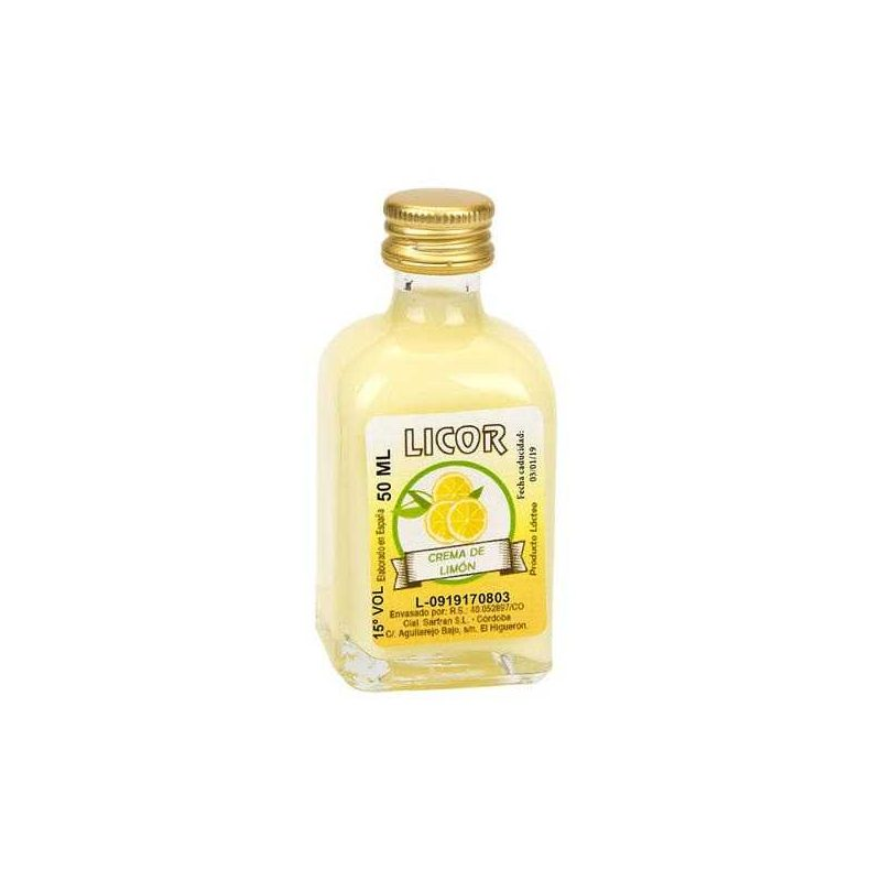 CREMA DE LIMON FRASCO 50 ML