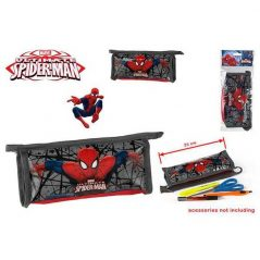 ESTUCHE SPIDERMAN PARA LAPICES