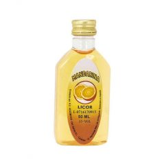 LICOR MANDARINA PETACA 50 ML