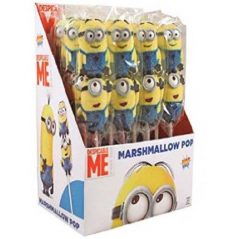 MARSMALLOW POP MINNIONS