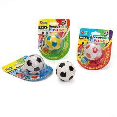 Goma Borrar Futbol Detalles para Niños