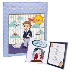 Libro Firmas Comunión Niño Sol Detalles de Comunión10,92 €