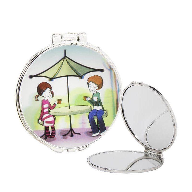 Espejo Redondo Niños