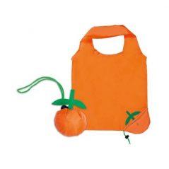 Bolsa Plegable Frutis Naranja