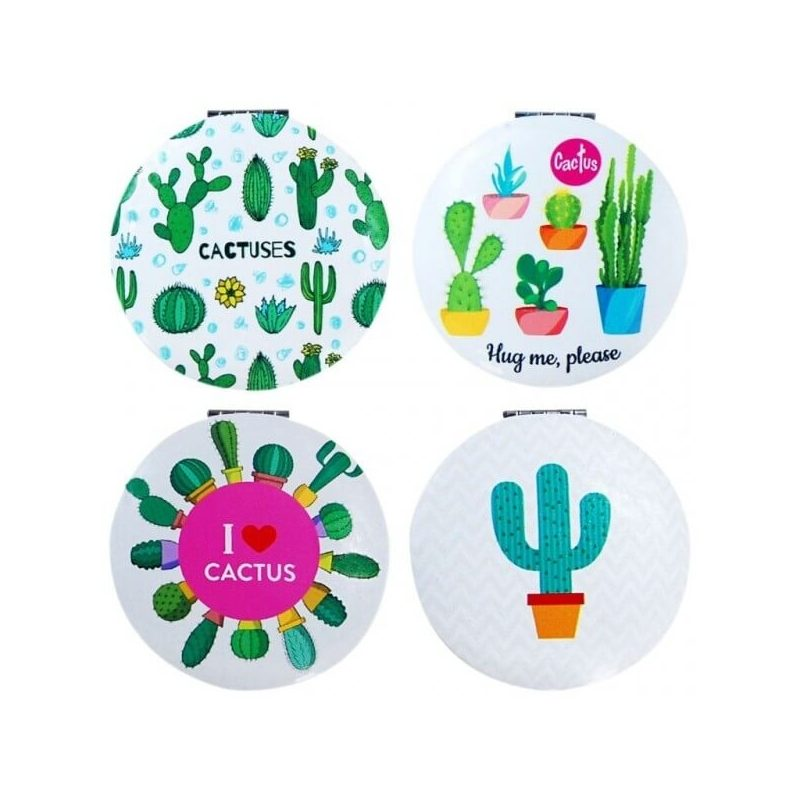 Espejo Cactus redondo Detalles de Boda Baratos