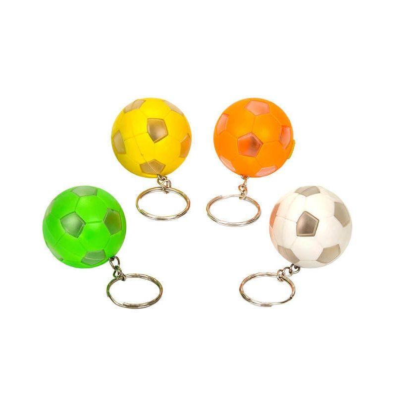 Llavero Linterna Balón de Futbol Recuerdos de Comunión 25228