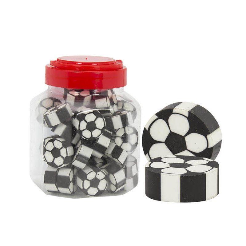 Goma de Borrar Balón Futbol