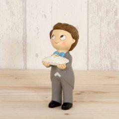 Figura Pastel Pop&Fun Novios con Niño