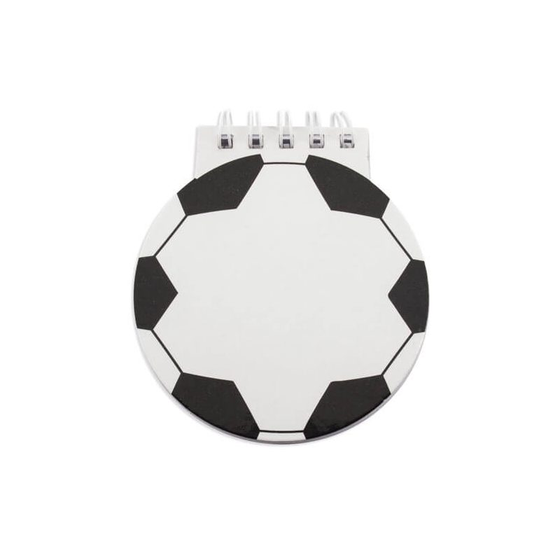 Libreta Balón Fútbol